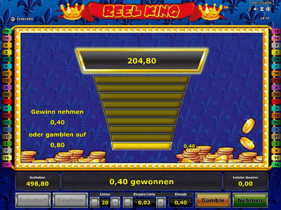 Reel Kings Slot