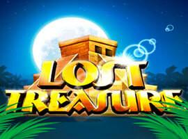 Spiele den neuen Slot Lost Treasure