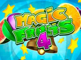 Das neue Spiel mit magischen Früchten: Magic Fruits 4