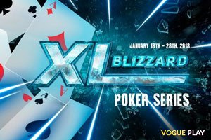 XL Blizzard Pokerfestival