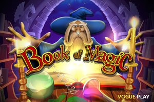 Die verzaubernde Magie von Book of Magic