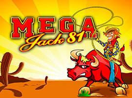 Mega Jack 81 Slot Übersicht