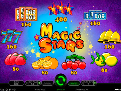 Magic Stars Slot