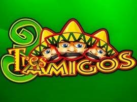 Slotreview Tres Amigos: Was muss man unbedingt wissen?