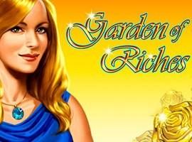 Garden of Riches Slot Übersicht