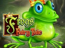 Übersicht von Frogs Fairy Tale Slot