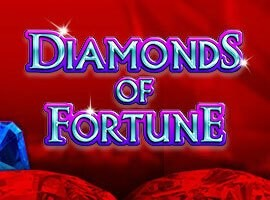 Diamonds Of Fortune Slots Review