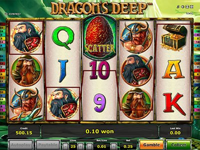 Dragon`s Deep Slots