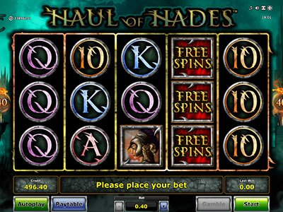 Haul of Hades Slot