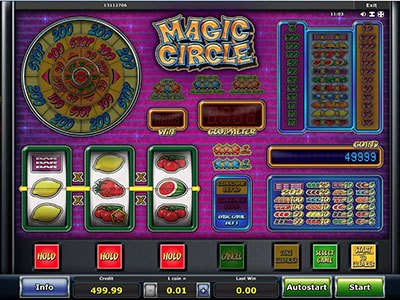 Magic Circle Slot